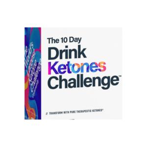 KETO cétones 10 jours de challenge       20 sachets