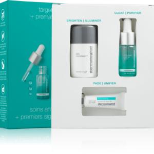 Kit – Nettoyage de peau actif