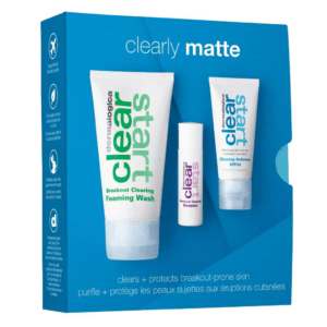 Kit – Clearly Matte – Clairement mat